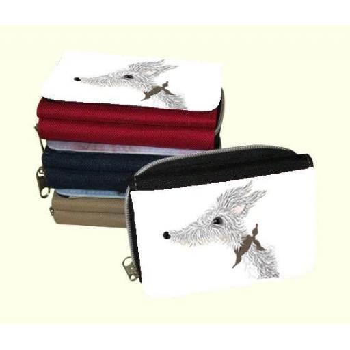 More Hairy design Canvas purses - Choise of 4