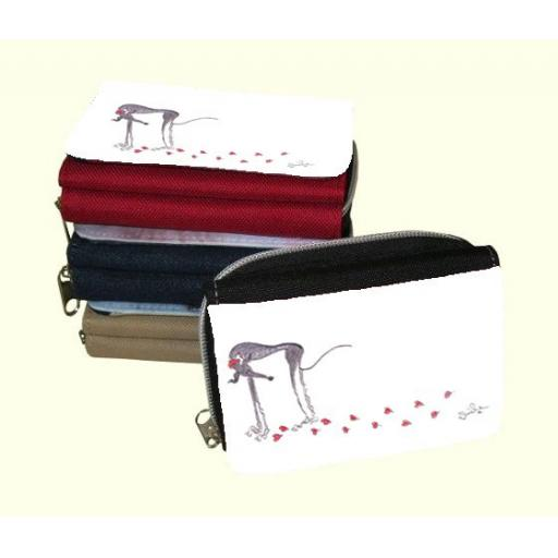 Purses - Pawprints from the heart plus choice of other designs