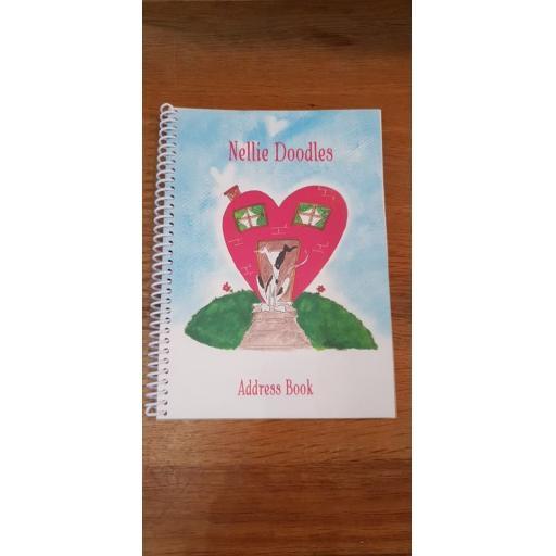 Nellie Doodles Address Book