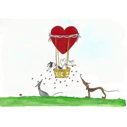 Honeymoon Balloon  - Re Gen each Print.jpg
