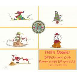 Nellie Doodle 2019 Christmas Cards.jpg